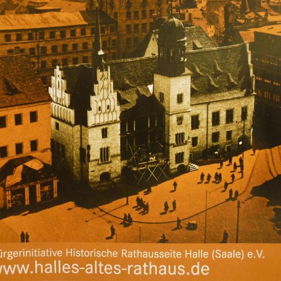 Beitrag 08/2016 – Altes Rathaus Halle: Ein Gespräch mit Ulrich Schröder