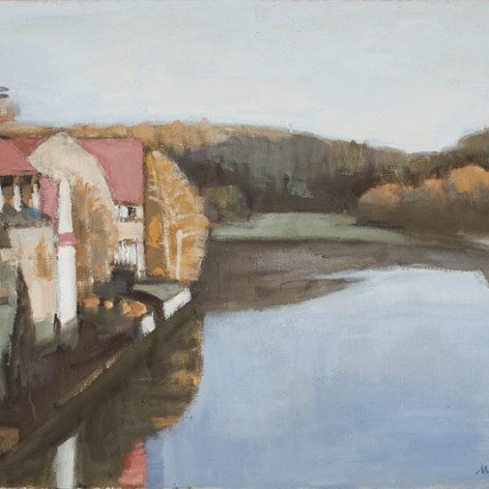 """Beitrag: Otto Möhwald in der Kunsthalle """"Talstrasse"""""""