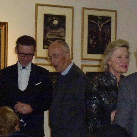 "2017/03: Kunsthalle Talstrasse ""Georges Rouault – Miserere"""