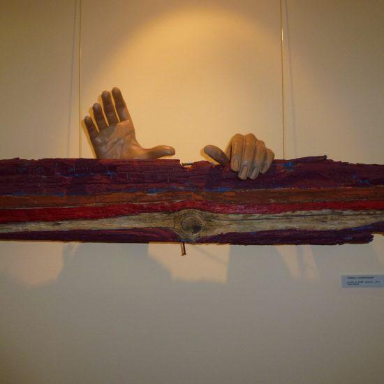 """Beitrag 02/2017: Ausstellung im Ratshof Halle: """"generell frisch"""""""