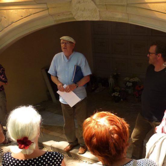Beitrag 06/2017: Stadtgottesacker mit Glocke und neuen Projekten
